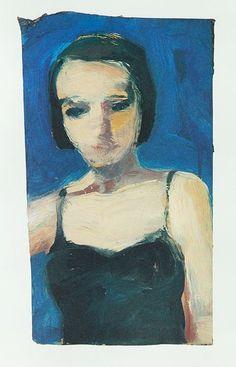 Richard Diebenkorn, Untitled, gouache on paper