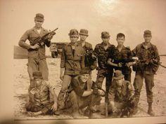 """Come, America, come.""  Special Forces Vietnam"