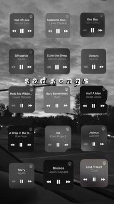 aesthetic songs to listen to / aesthetic songs , aesthetic songs playlist , aesthe Heartbreak Songs, Breakup Songs, Music Mood, Mood Songs, Saddest Songs, Best Songs, Music Lyrics, Music Songs, Depressing Songs