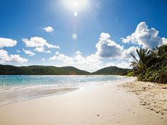 Culebra, Puerto Rico.   To assure you of a genuine crossover, men and women both agreed on their favorite Caribbean
