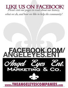 The Angel Eyes Companies - HOME - THE ANGEL EYES COMPANIES