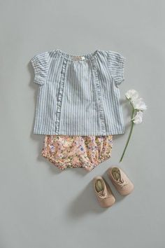 Kids fashion clothes summer