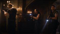 Resident Evil: Welcome to Racoon City Kaya Scodelario, Milla Jovovich, Resident Evil, Albert Wesker, Tom Hopper, Avan Jogia, Jill Valentine, Corporación Umbrella, Hannah John Kamen