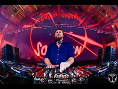 Tomorrowland 2015   Solomun - YouTube