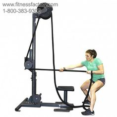 Ropeflex Oryx Vertical Rope Pulling Machine - Intelligent resistance™ adjusts to the needs of users of all fitness levels. Best Workout Machine, Workout Machines, Treadmill Workouts, Fun Workouts, Leg Workouts For Men, Personal Training Studio, Fitness Gadgets, Gym Weights, Outdoor Gym