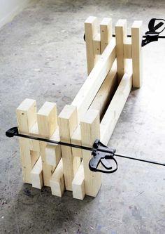 kuva Wooden Pallet Furniture, Diy Outdoor Furniture, Garden Furniture, Outdoor Decor, Diy Wooden Projects, Wooden Diy, Beginner Woodworking Projects, Diy Bench, Backyard Projects
