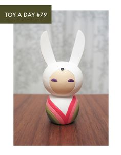 Momiji doll Busted Bunny Message Doll