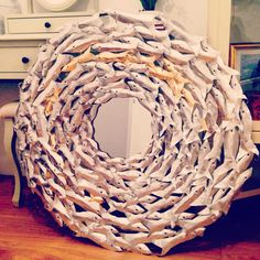 Circle shoal & mirror