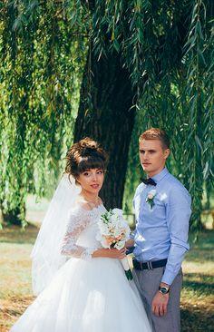 Wedding day by MarkDymchenko