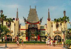 Looking Back: Disney-MGM Studios in 1990