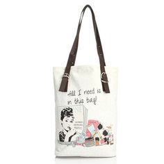 My Bag Tote Bag, £30, now featured on Fab.