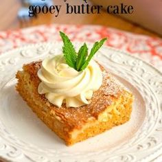 The burst of citrus in this incredible Orange Creamsicle Gooey Butter Cake is perfectly complimented by a dusting of powdered sugar and a dollop of whipped cream.  The flavor combination of vanilla and orange is a childhood favorite of mine and it's difficult to trump the ease of this cake that starts with a...Read More »