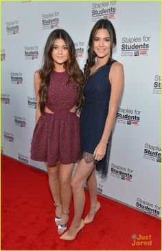 I  Kylie & Kendall's style and they're so pretty!
