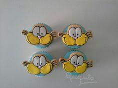 Gaturro  cupcakes