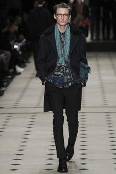 Burberry Prorsum [9] | AW15/16 | Menswear #LCM