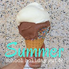 Summer School Holiday Guide Adelaide