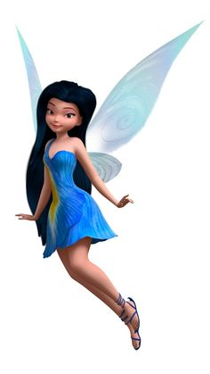 Silvermist is the fairy I'm going to be for Halloween! Trynity decided I need to be her friend since she is Tinkerbell!