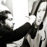Daniele Pacchiarotti: Il ritrattista delle dive ogni martedì su Gente Vip
