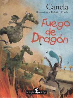 Libro Fuego De Dragon