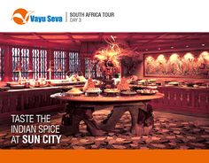 Discover #SouthAfrica this puja only @ Rs149,990 with #Vayuseva