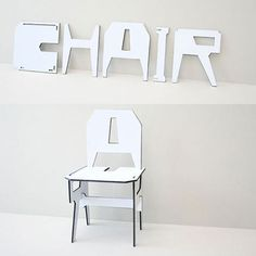 The chair chair