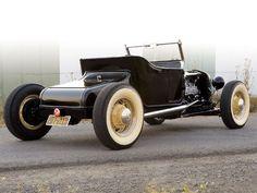 Isky Legend, Bill Schoenleber's 1924 Ford Model T Roadster