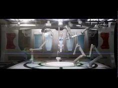 Kara - Quantic Dream Prototype animation