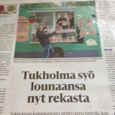 Ruokakulttuuri murroksessa kantautunee myös Suomeen #rekkaruoka #streetfood #katuruoka #tapahtumatohtori