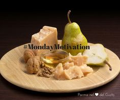 #MondayMotivation #parmanelcuoredelgusto