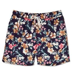 Bluemint mens swim trunks. Bluemint swimwear is perfect on the beach or at the bar, every guys essential for this summer. Style: Arthur, Palm