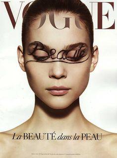 Vogue Paris. Kim Noorda.