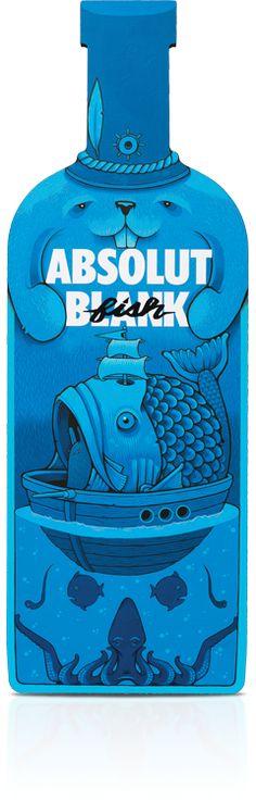Absolute Blank - Jeremy Fish