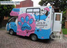 Foto vendo estetica canina movil