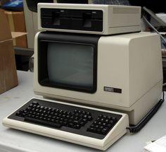 DEC Robin (VT-180) Zilog Z80 CP/M personal computer by Digital Equipment Corporation.