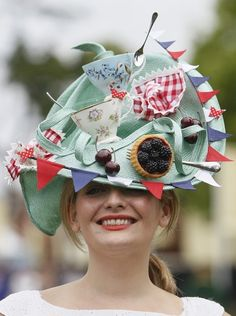 Image result for make a hat horse race