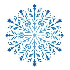 Snowflake Mandala Stencil - Reuseable Christmas Decoration - Snow Flake Template by CraftStar Christmas Window Display, Christmas Decorations, Snowflake Images, Snow Flake Tattoo, Circle Tattoos, Mandala Stencils, Snow Flakes, Study Help, Cut Paper