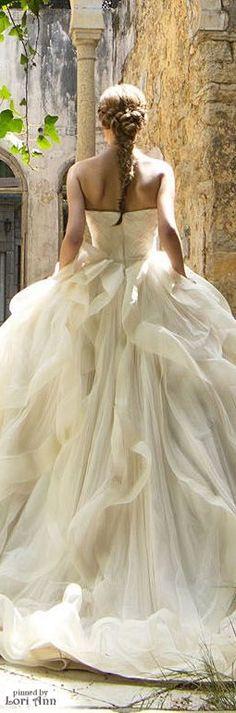 Chyrstelle Atallah Bridal Spring 2016