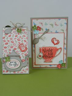 A Nice Cuppa, Cups & Kettle Framelits Dies, Stampin'Up! www.stamp-ing.blogspot.nl