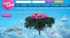 #VeraJohn #OnlineCasino Dream Weeks Promotion