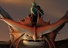 A guide to the beasts of 'How to Train Your Dragon 2' by Director Dean DeBlois