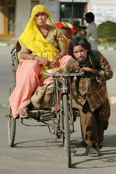 Jaipur Rickshaw, India
