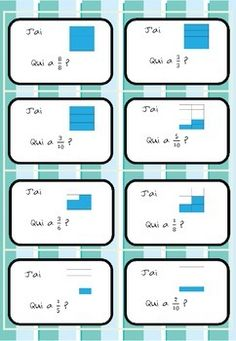Browse over 60 educational resources created by The Purple Teacher in the official Teachers Pay Teachers store. Math Fractions, Cycle 3, Numeracy, Math Games, Teacher, Math Teacher, Montessori Activities, Calculus, Preschool