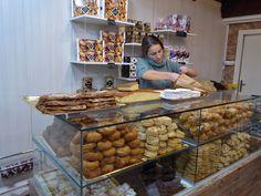Adoquines y Losetas.: Pastas.El Horno de Estafeta