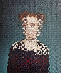 Conceptual German photographer, Alma Haser work has already has been covered on Trendland in the past. Her recent portrait series kept on evolving with some beautiful series like her latest 'Puzzle Twins' series where she printed portraits of Twins on puzzle boards with the goal to switch every other piece to create works that are …
