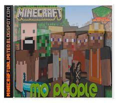 Minecraft Unlimited Mods: Descargar Mo' People Mod para Minecraft [1.7.2]
