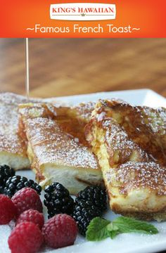 You're one step closer to brunch fame when you make our Famous French Toast at Easter.