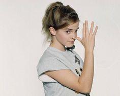 Emma Watson: The nose knows Emma Watson Cute, Ema Watson, Emma Love, Emma Watson Beautiful, Emma Watson Smile, Mary Elizabeth Winstead, Teresa Palmer, Lucy Liu, Rachel Weisz