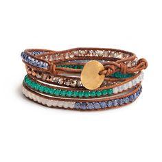 Horizon Wrap  Unique wrap bracelet