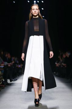 Narciso Rodriguez Ready To Wear Fall Winter 2015 New York