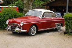 Renault Frégate Coupé by Henri Chapron 1958 (sur base Transfluide type R1104)